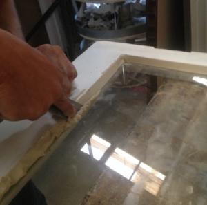 Glass repair or replacement