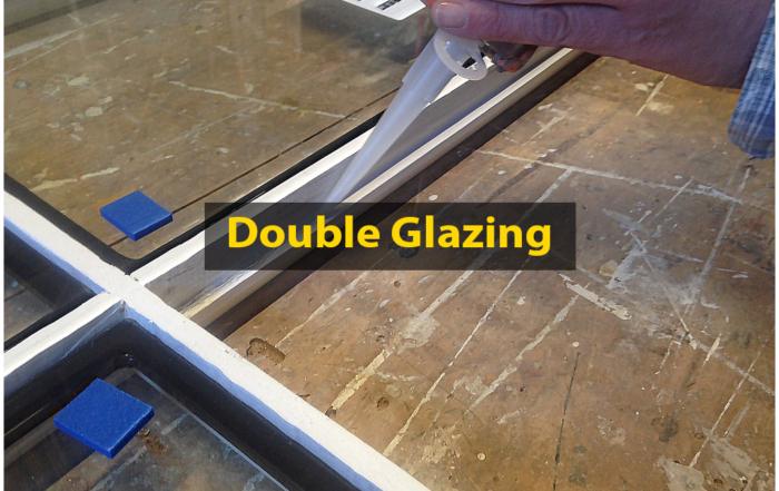 Double Glazing, Glass Refitting, Glass Retrofitting, No. 8 Building Recyclers, Wellington