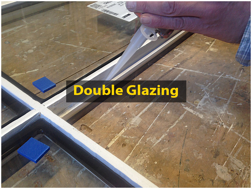 Double Glazing, Glass Refitting, Glass Retrofitting, No. 8 Building Recyclers, Wellington