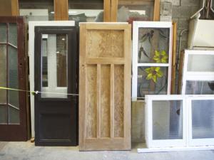 #229 Craftsman Door Restoration, No. 8 Building Recyclers, Wellington, Door Restoration, Repairs and Joinery