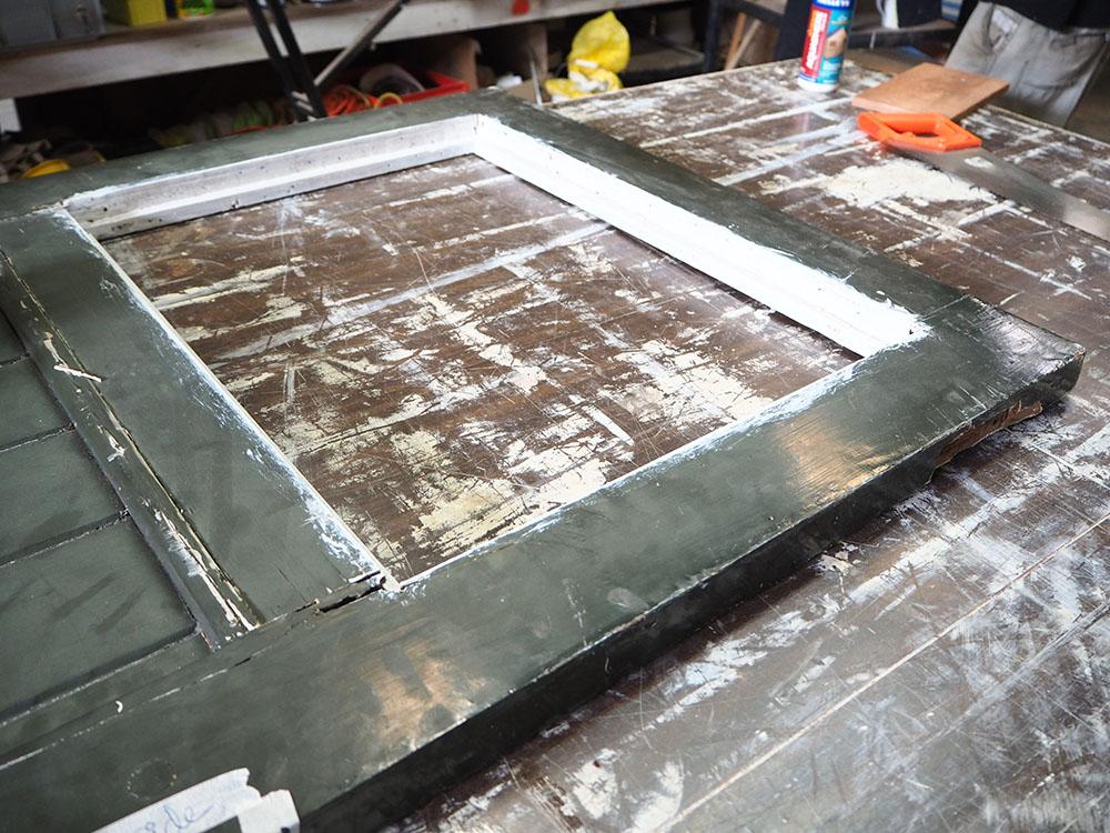 T & G Door Restoration, Door Restoration, No. 8 Building Recyclers, Wellington, Joinery, Repair, Restoration, Lock Installation