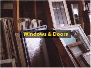 Windows and Doors, Door Repair, Door Restoration, Window Repair, Rot Removal, Sash Repair, No. 8 Building Recyclers, Wellington