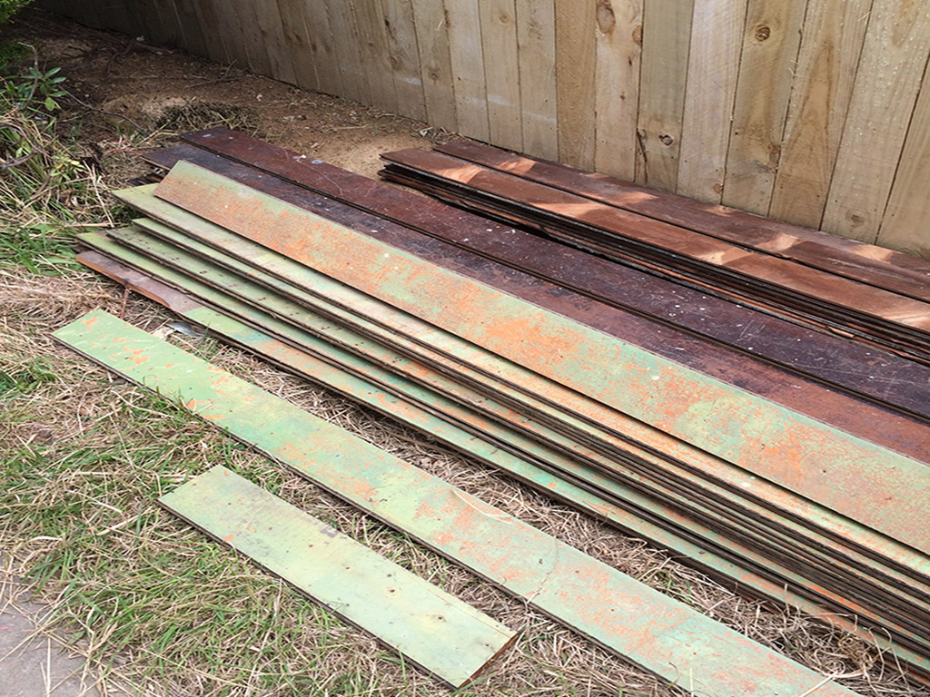 Building Recycler, Building Recyclers, Flooring, Flooring Retrieval, Flooring Salvage, Matai Flooring, Rimu Flooring, Tongue and Groove, Matai T and G, No. 8 Building Recyclers, Wellington