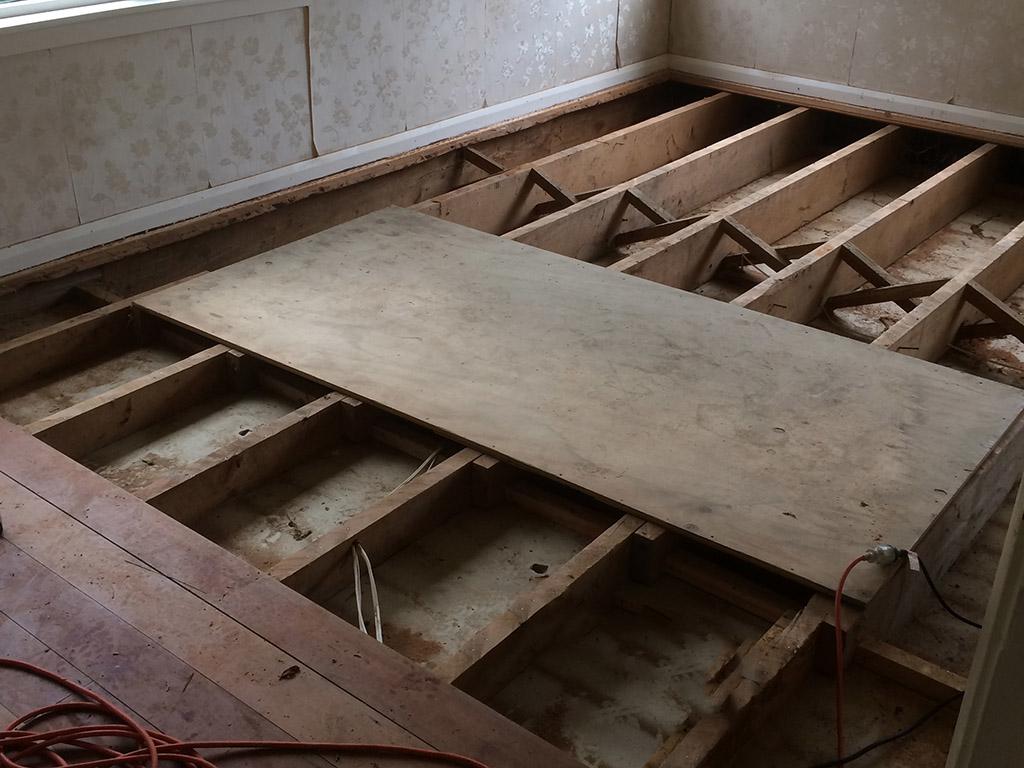 Flooring Retrieval, Flooring Salvage